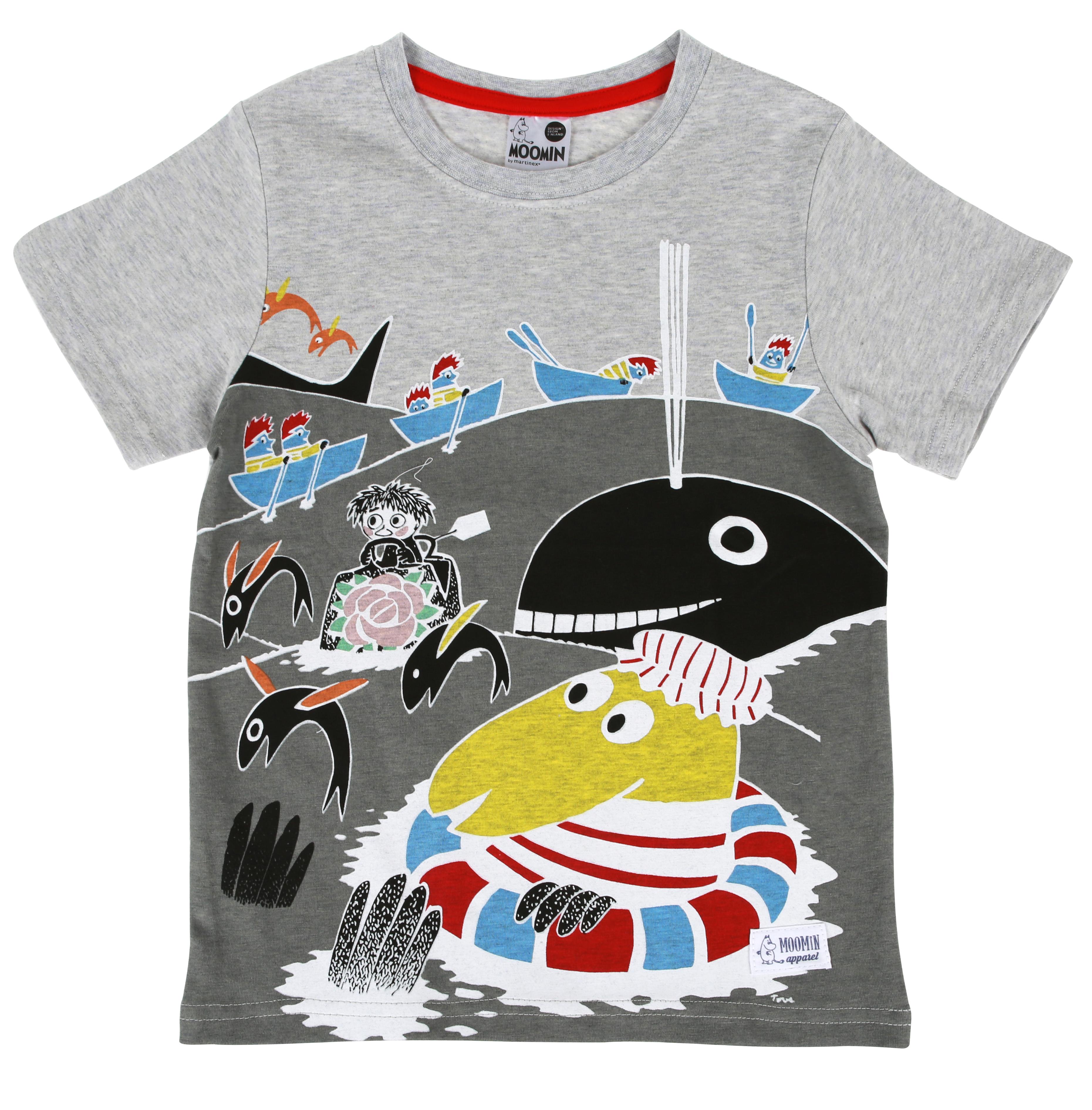 Martinex Moomin WATERPLAY T-SHIRT