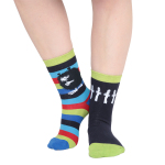 Martinex Moomin STINKY SOCKS STRIPE 2 PAIR 23-26