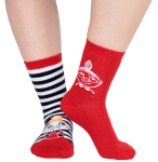 Martinex Moomin LITTLE MY SOCKS STRIPE 2 PAIR 23-26