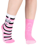 Martinex Moomin LITTLE MY SOCKS PINK 2 PAIR 23-26
