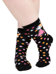 Martinex Moomin LITTLE MY DOTS SOKS BLACK 36-38