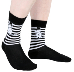 Martinex Moomin PAPPA SOCKS GREY 37-39