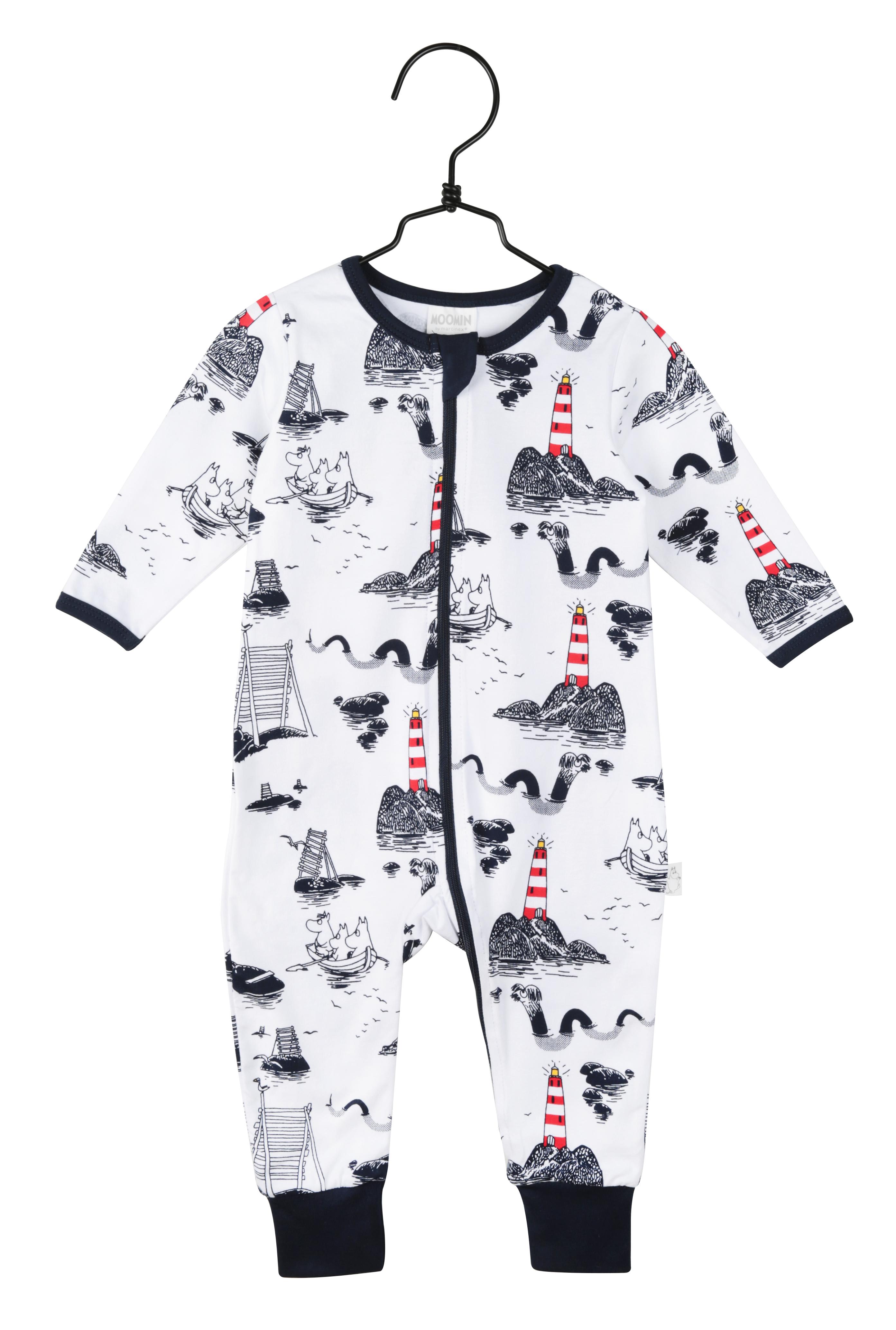 Martinex Moomin Sea pyjama