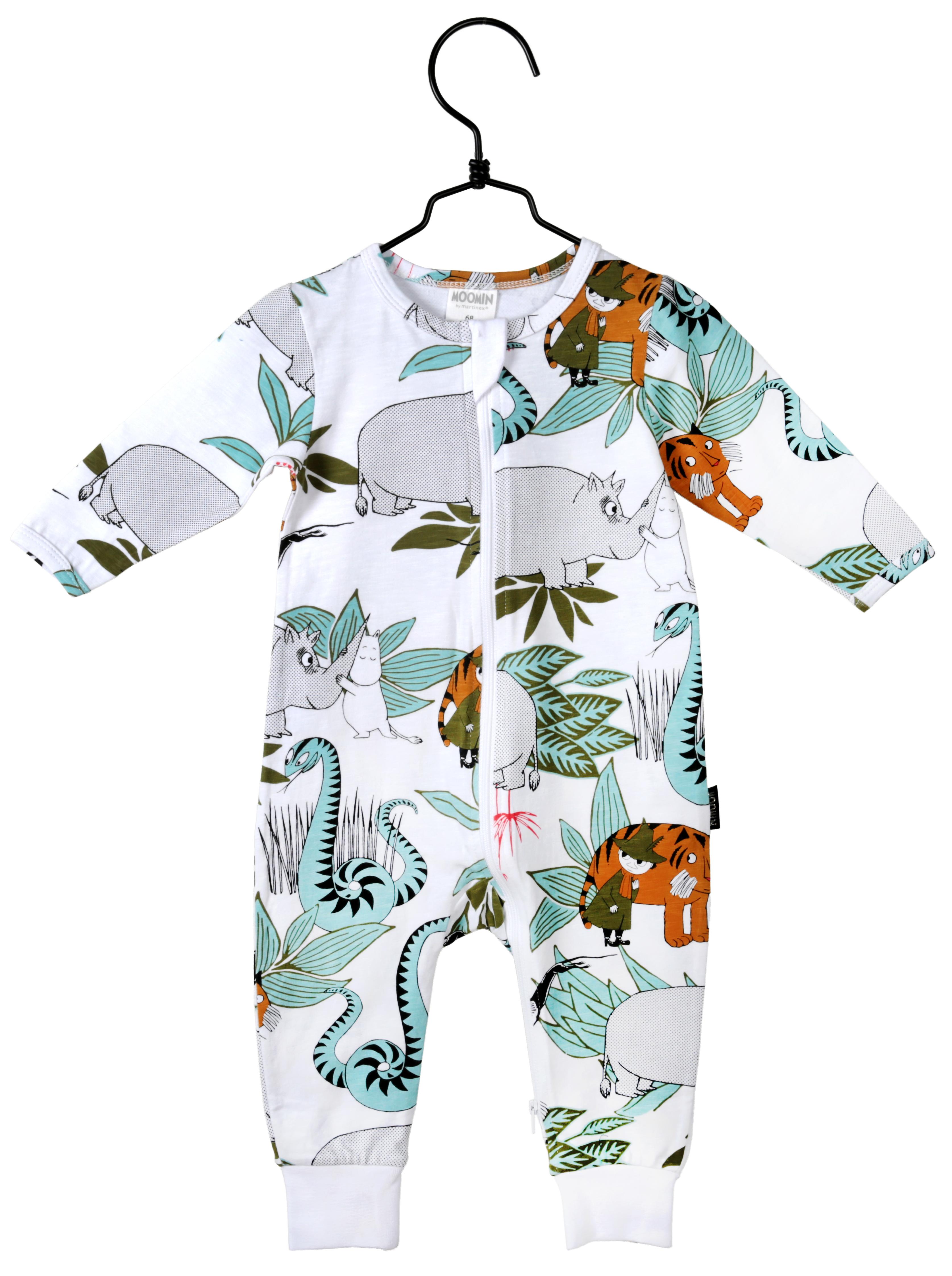 Martinex Moomin Jungle Pyjama