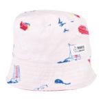 Martinex Moomin Splash hat rose