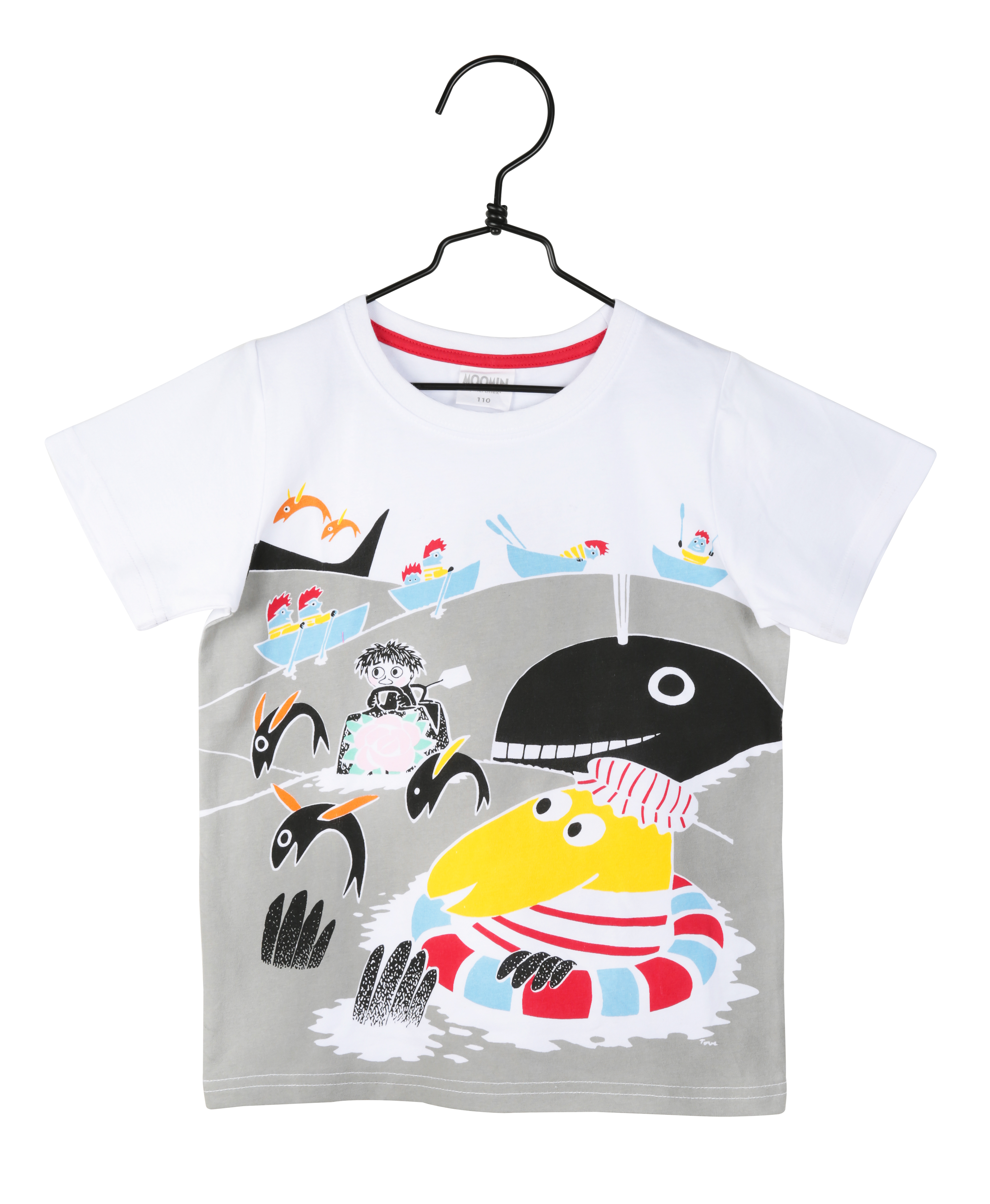 Martinex Hemulen Swimming T-Shirt