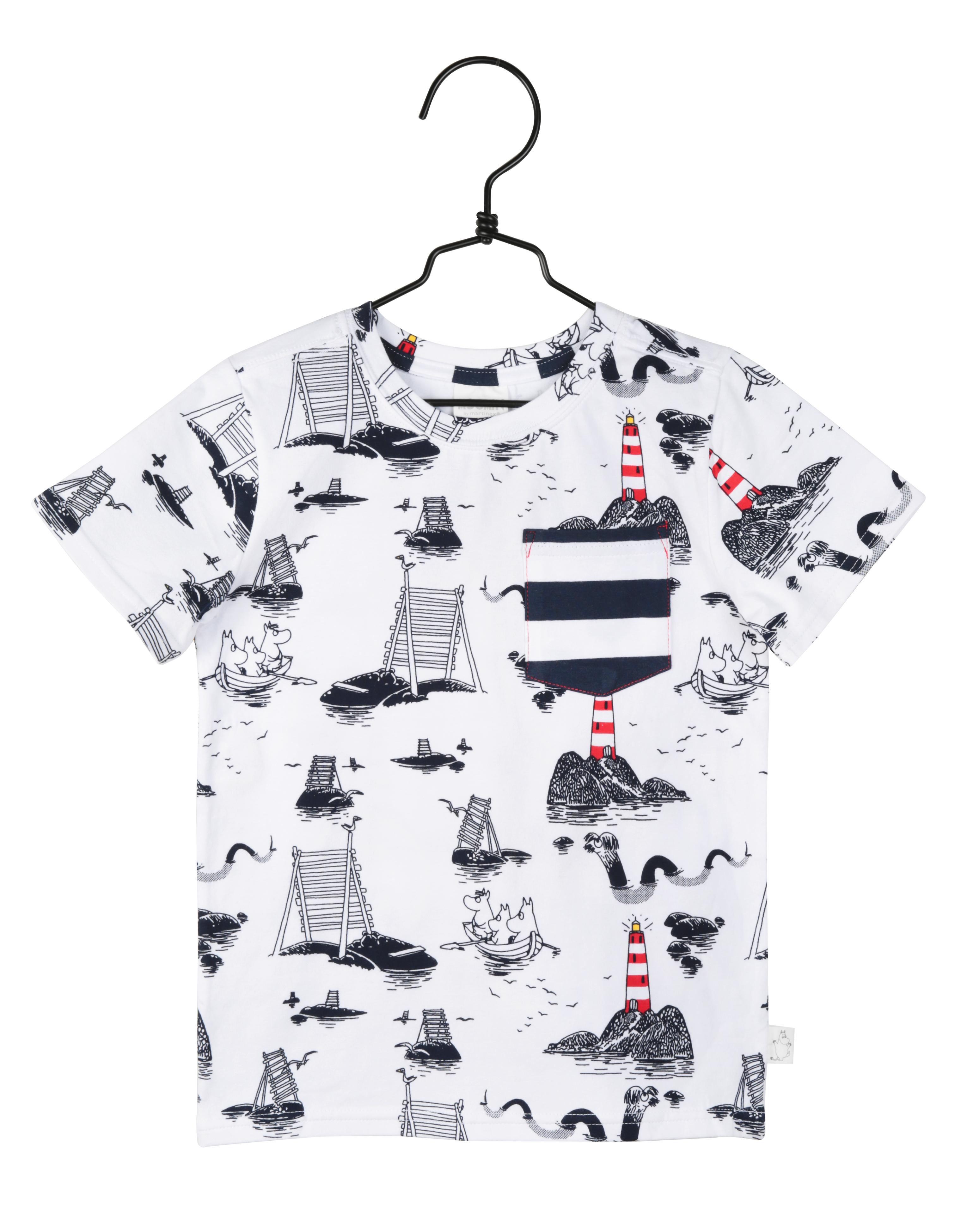 Martinex Moomin Sea T-Shirt