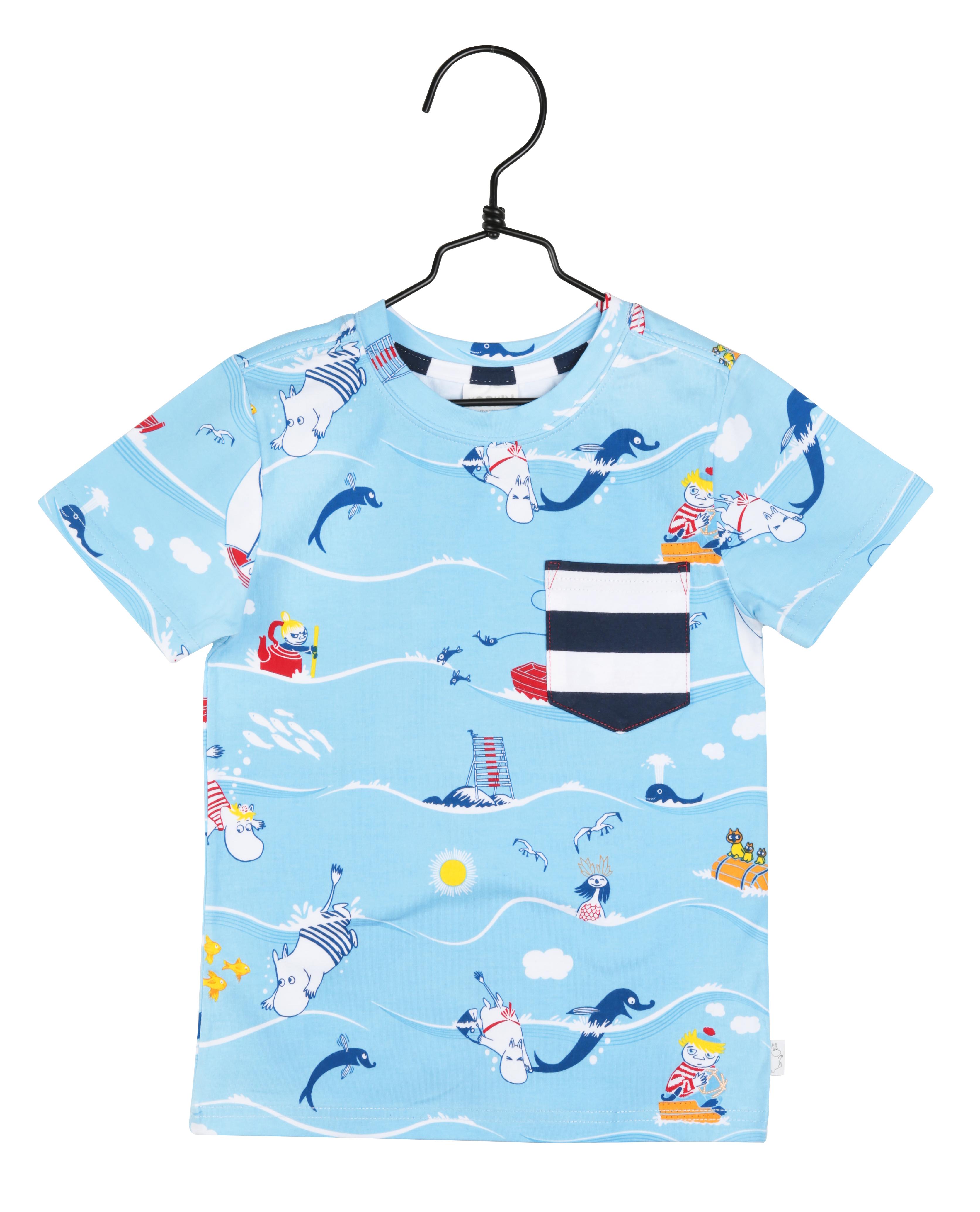 Martinex Moomin Splash T-Shirt