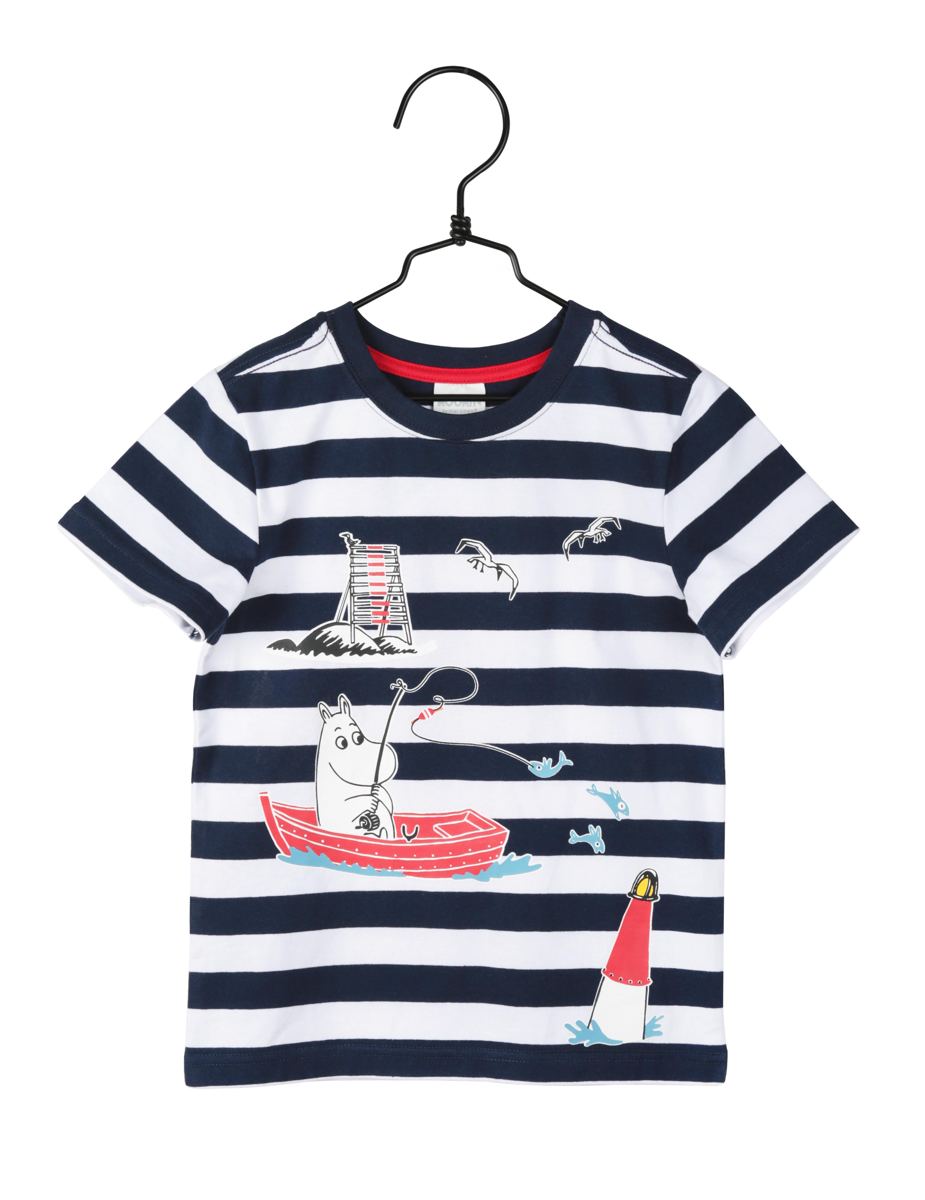 Martinex Moomin Fishing T-Shirt