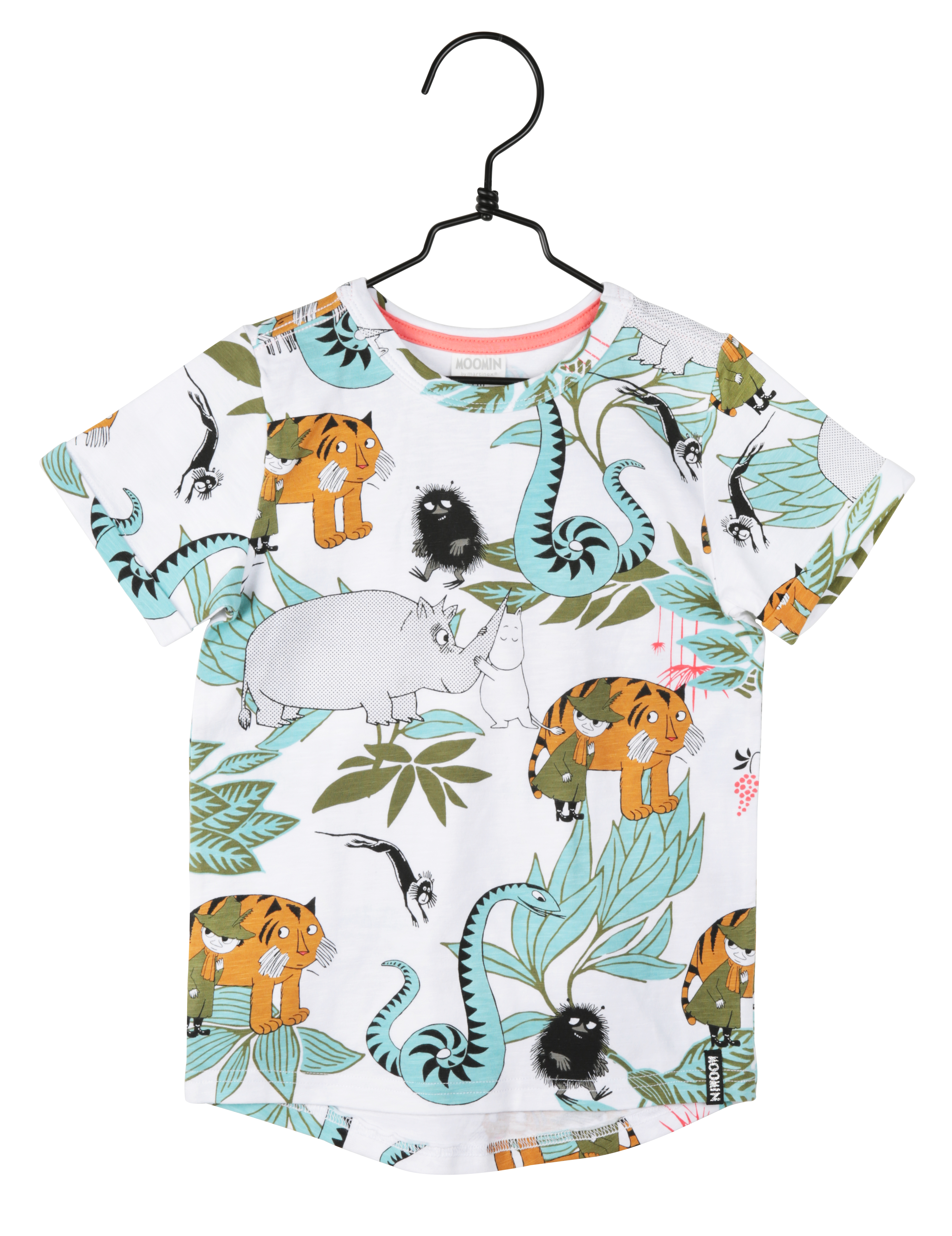 Martinex Moomin Jungle T-shirt