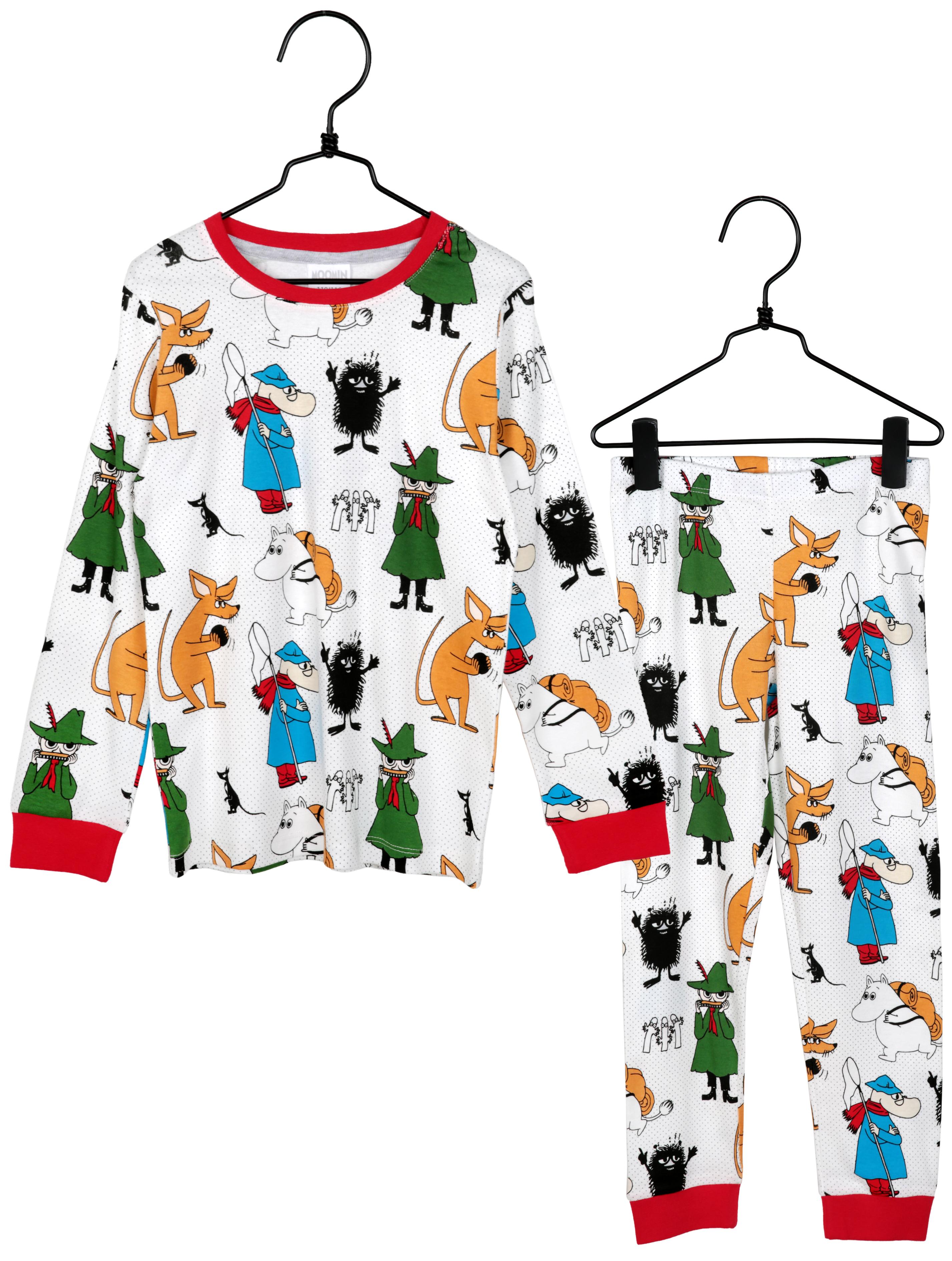 Martinex Bustle Pyjamas White