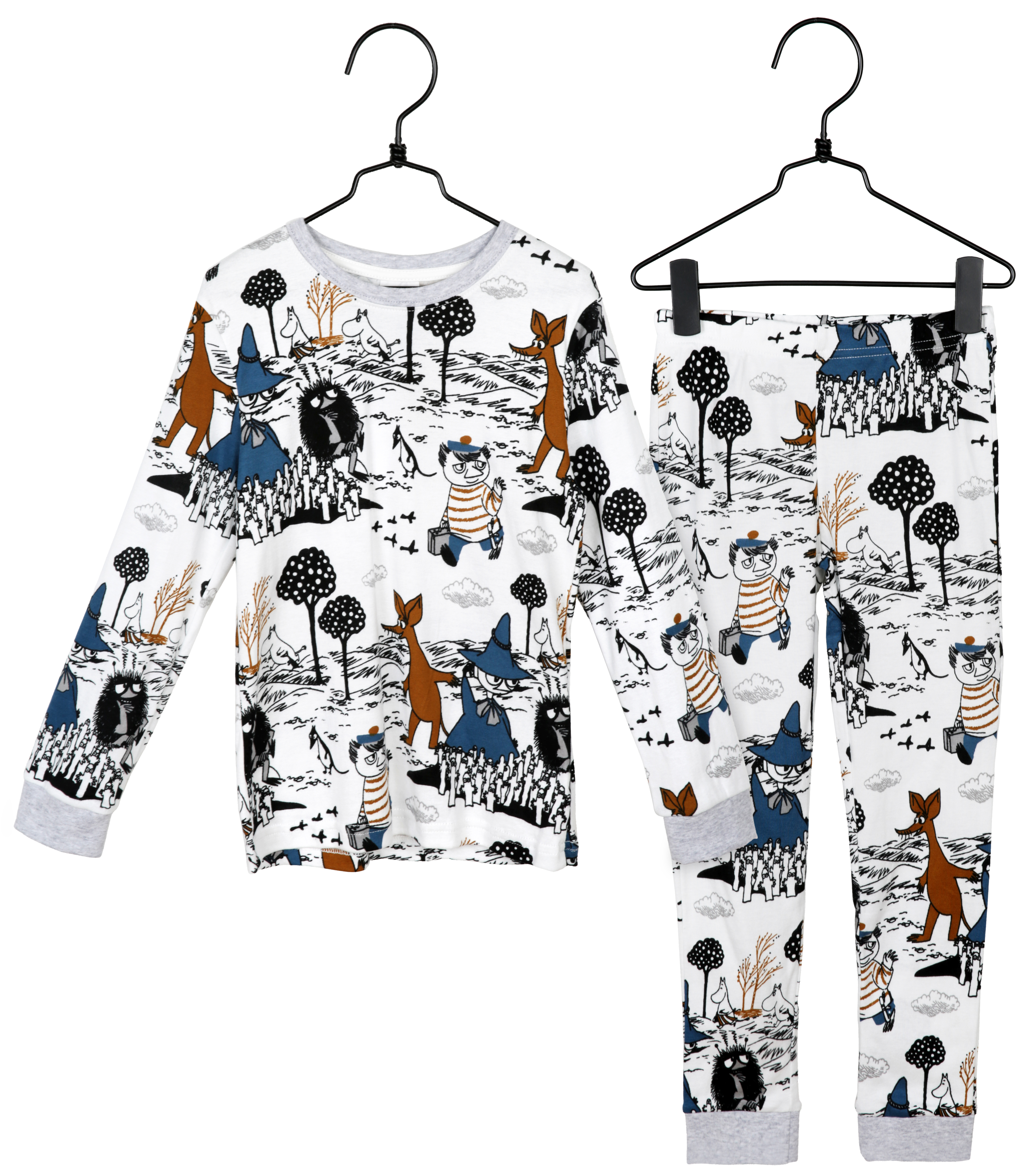 Martinex Cloudy Pyjamas White