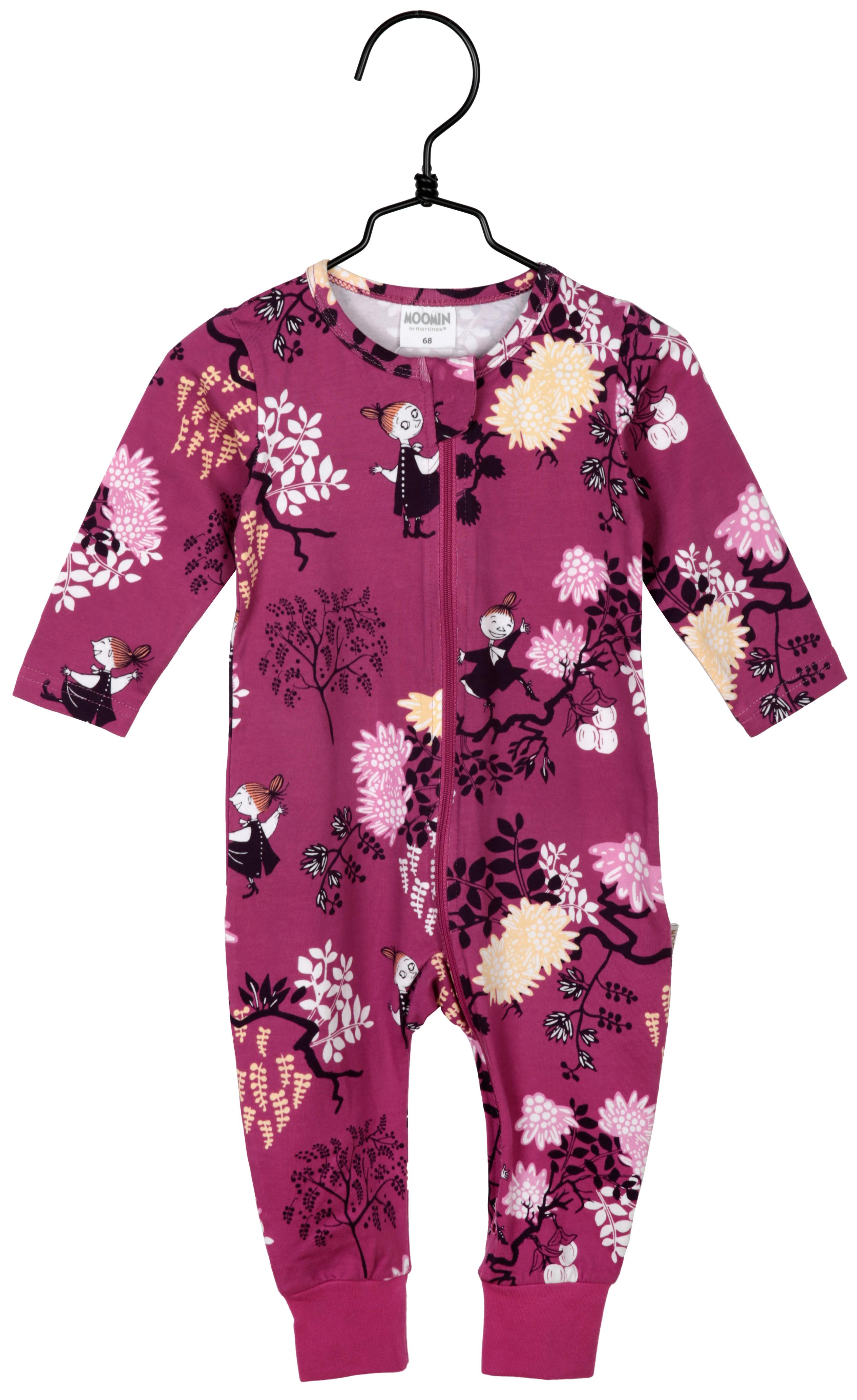 Martinex Mimosa Pyjamas Red