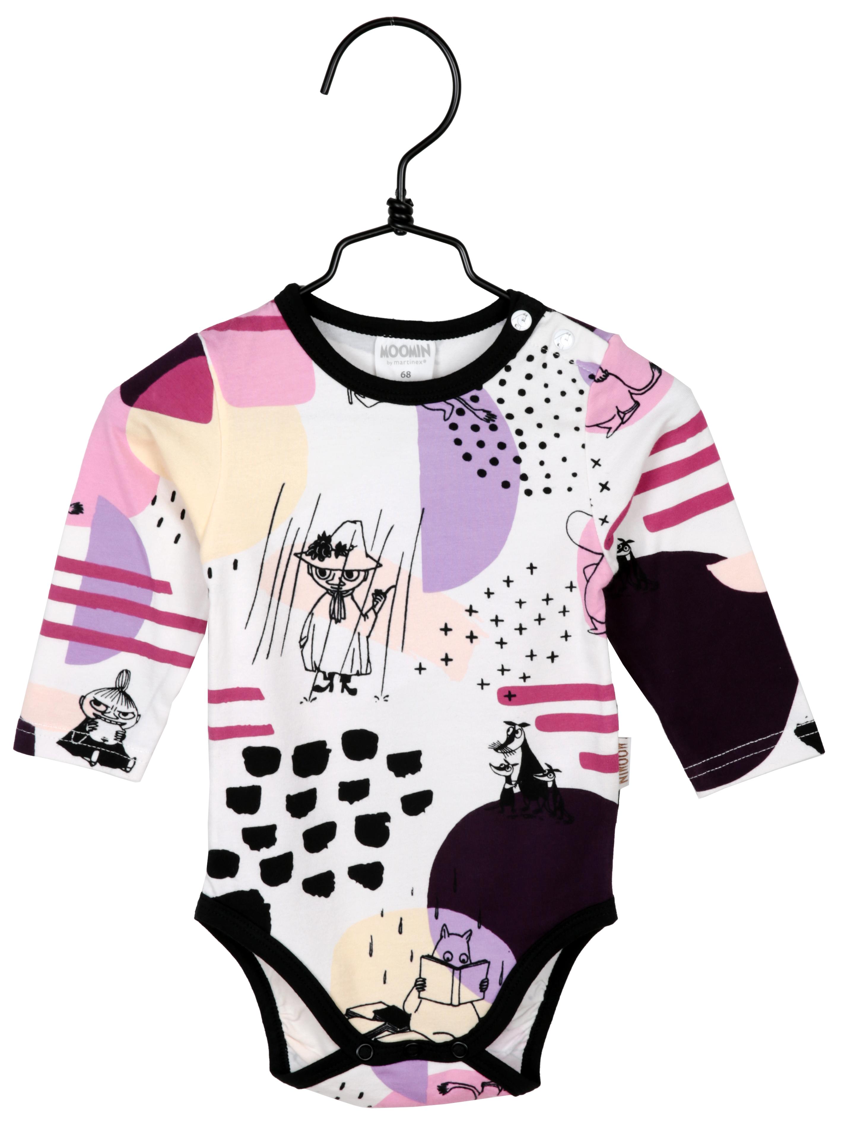 Martinex Joy Bodysuit Lilac
