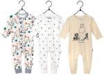 Martinex Moomin Pyjamas 3-Pack