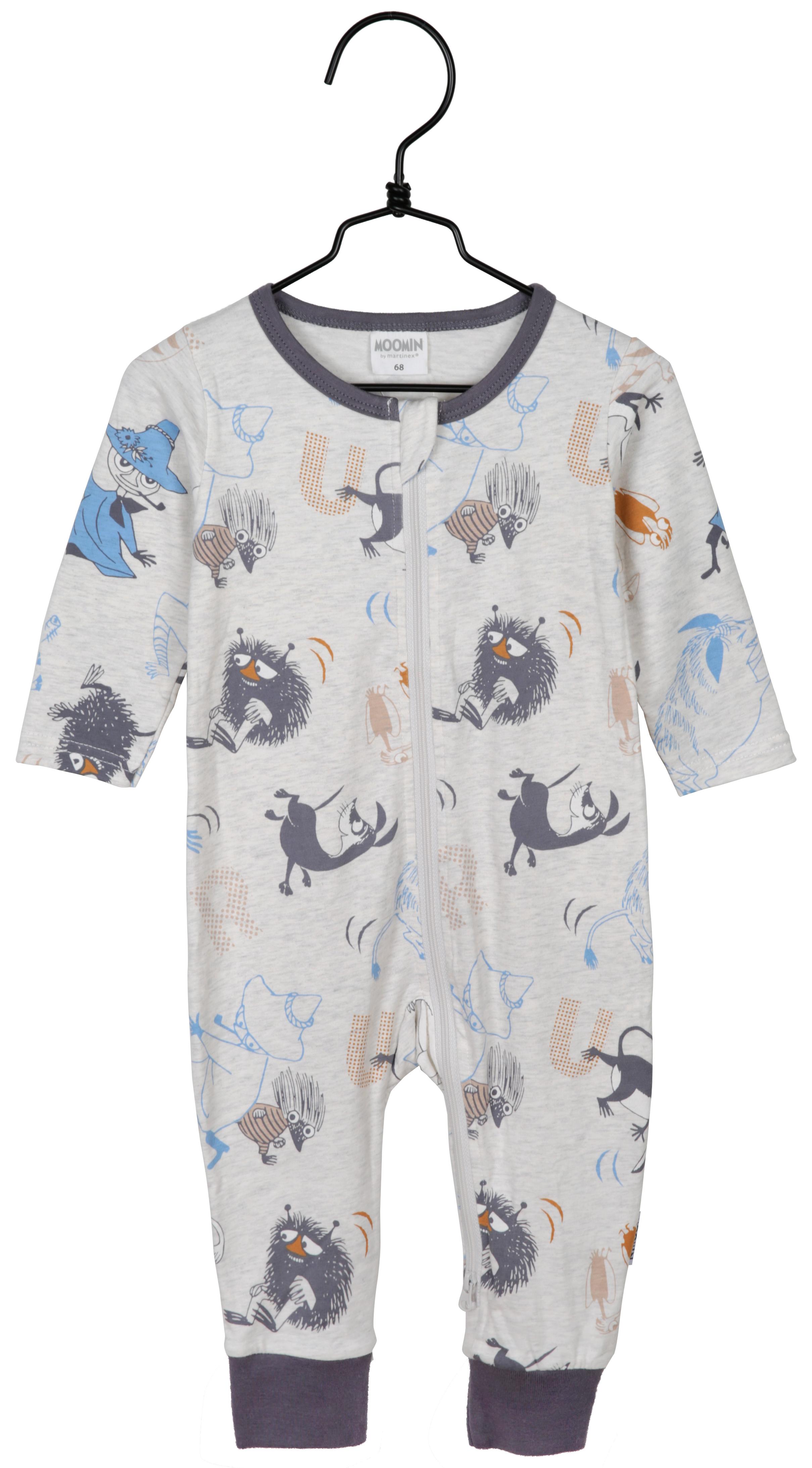 Martinex Speed Pyjamas Grey