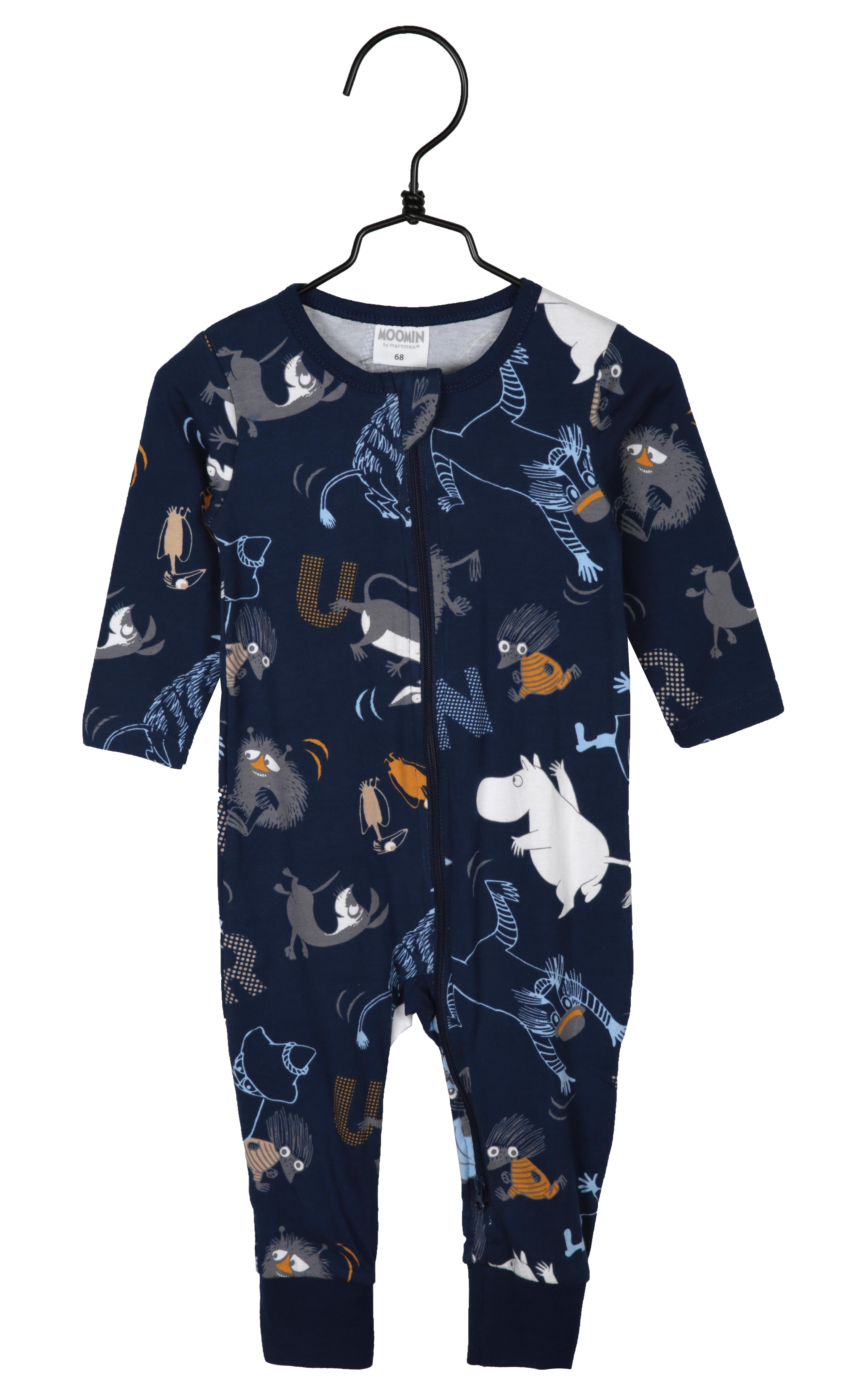 Martinex Speed Pyjamas Navy