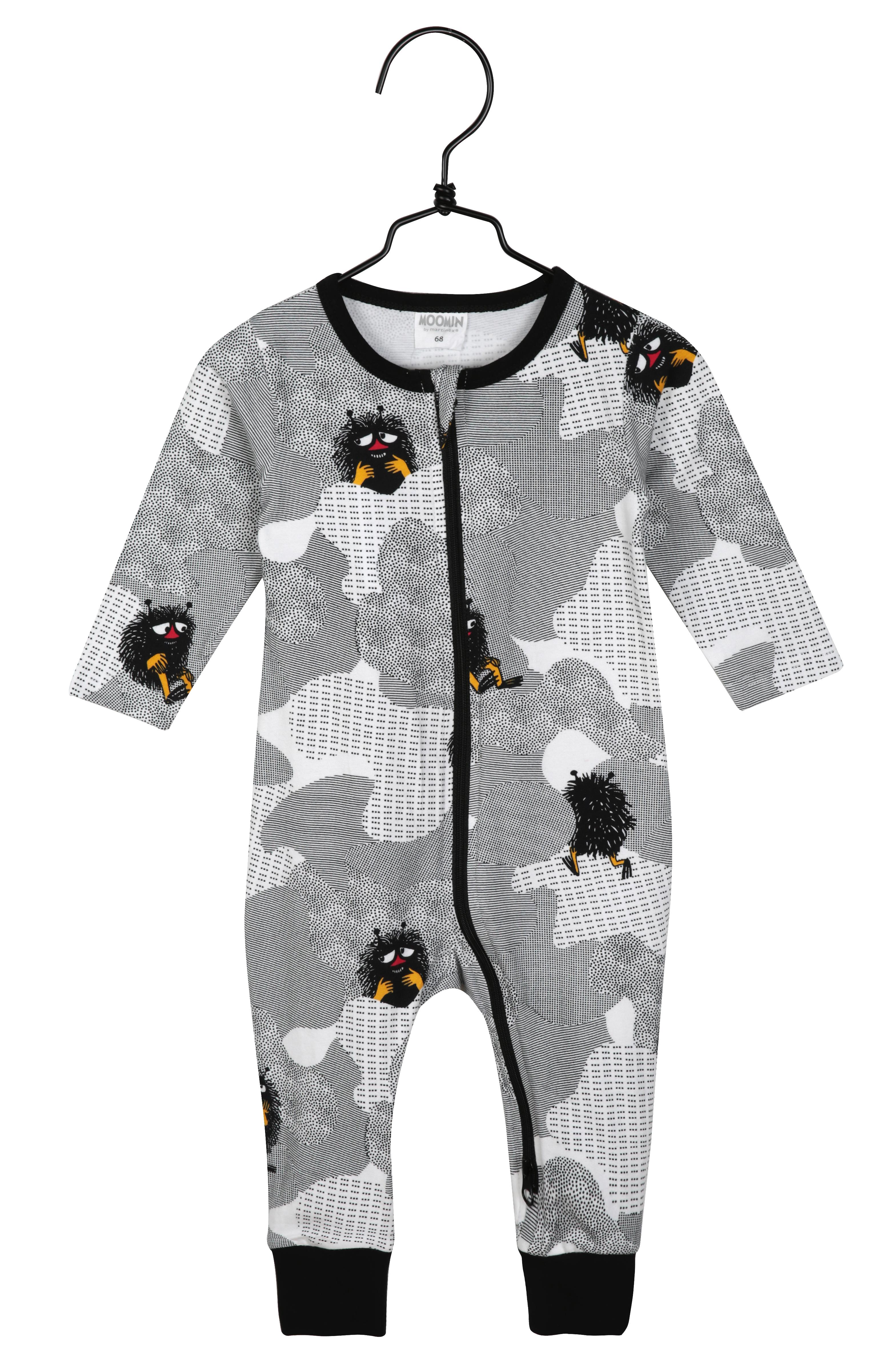 Martinex Hiding Pyjamas Grey