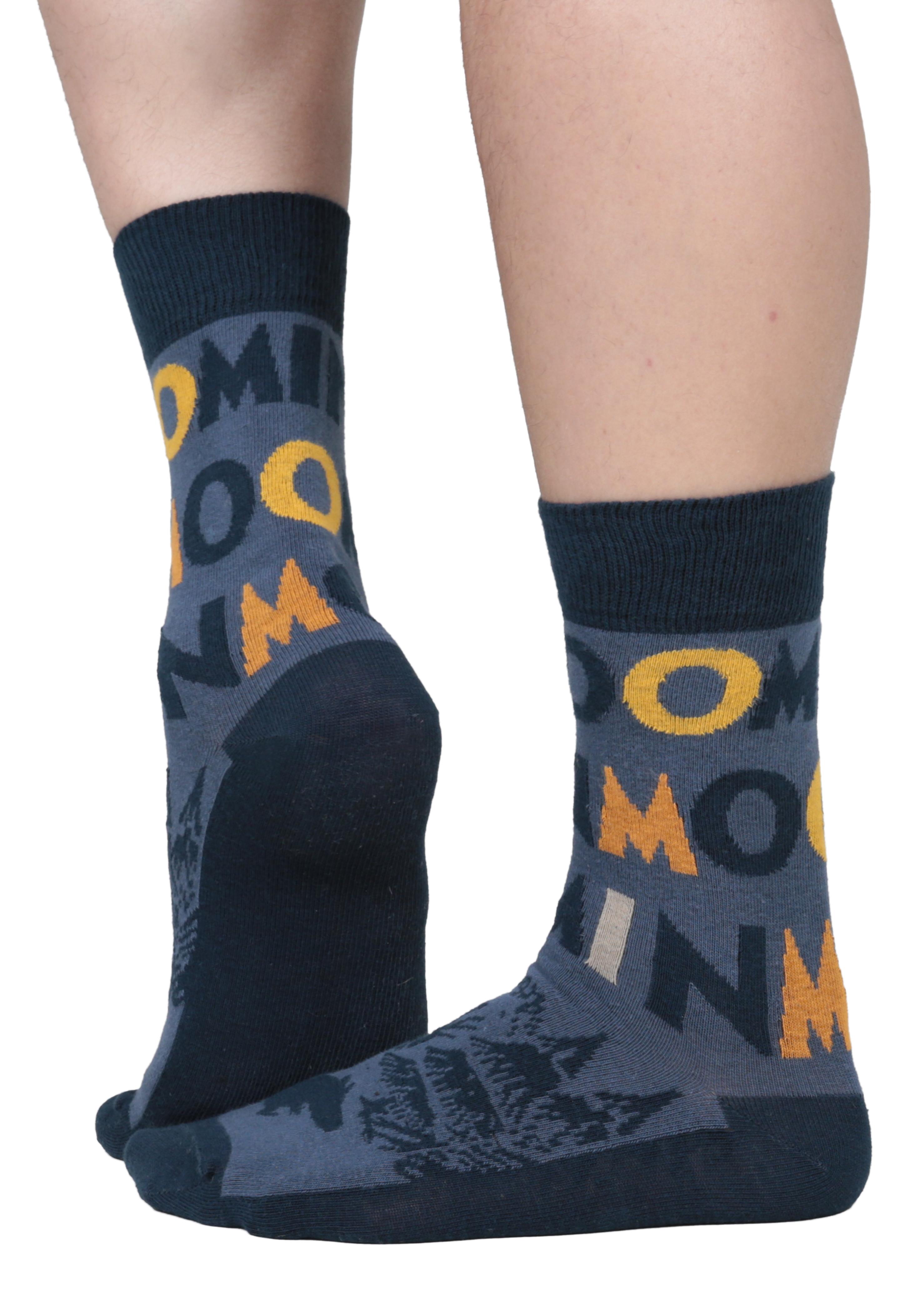 Martinex Moomin Moonlight Socks Dark Blue
