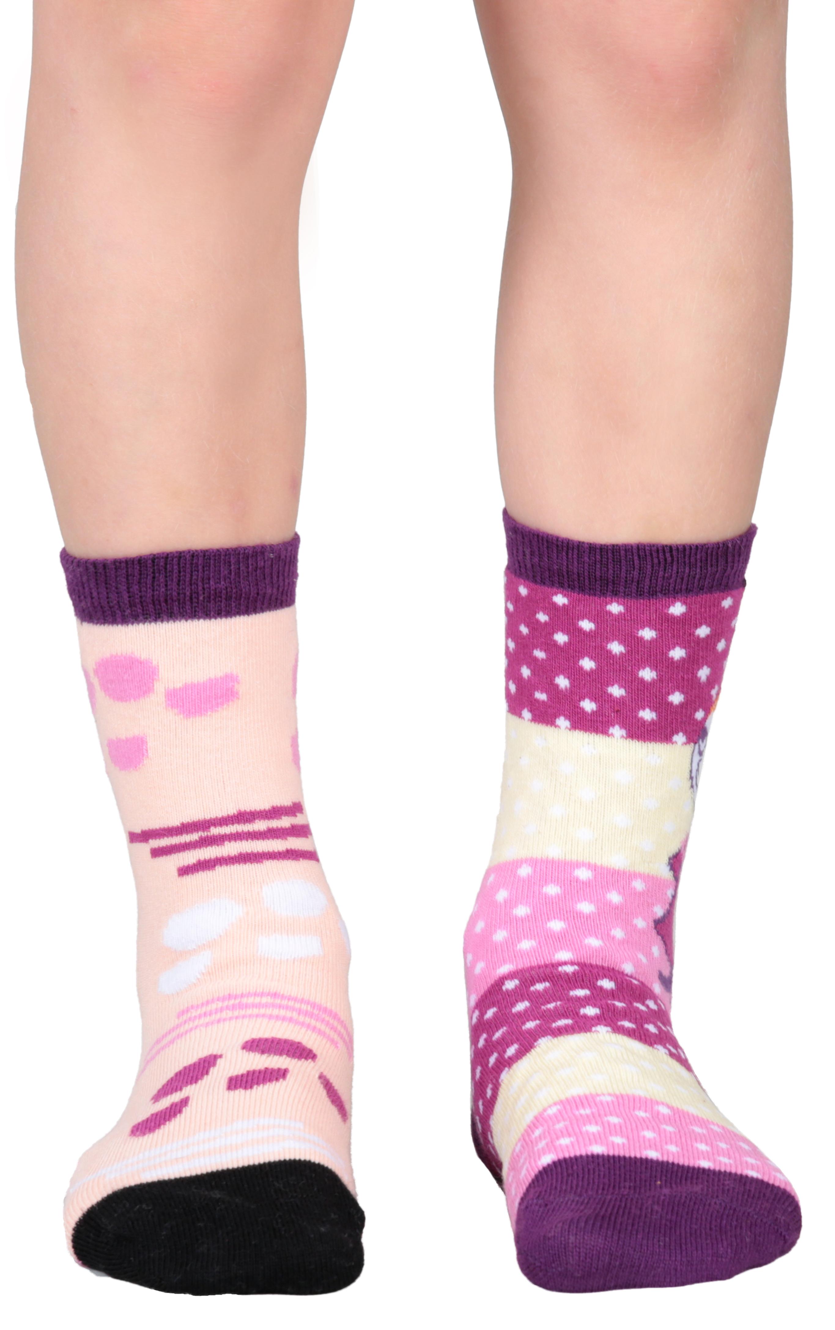 Martinex Moomin Joy Socks 2-Pack Plum
