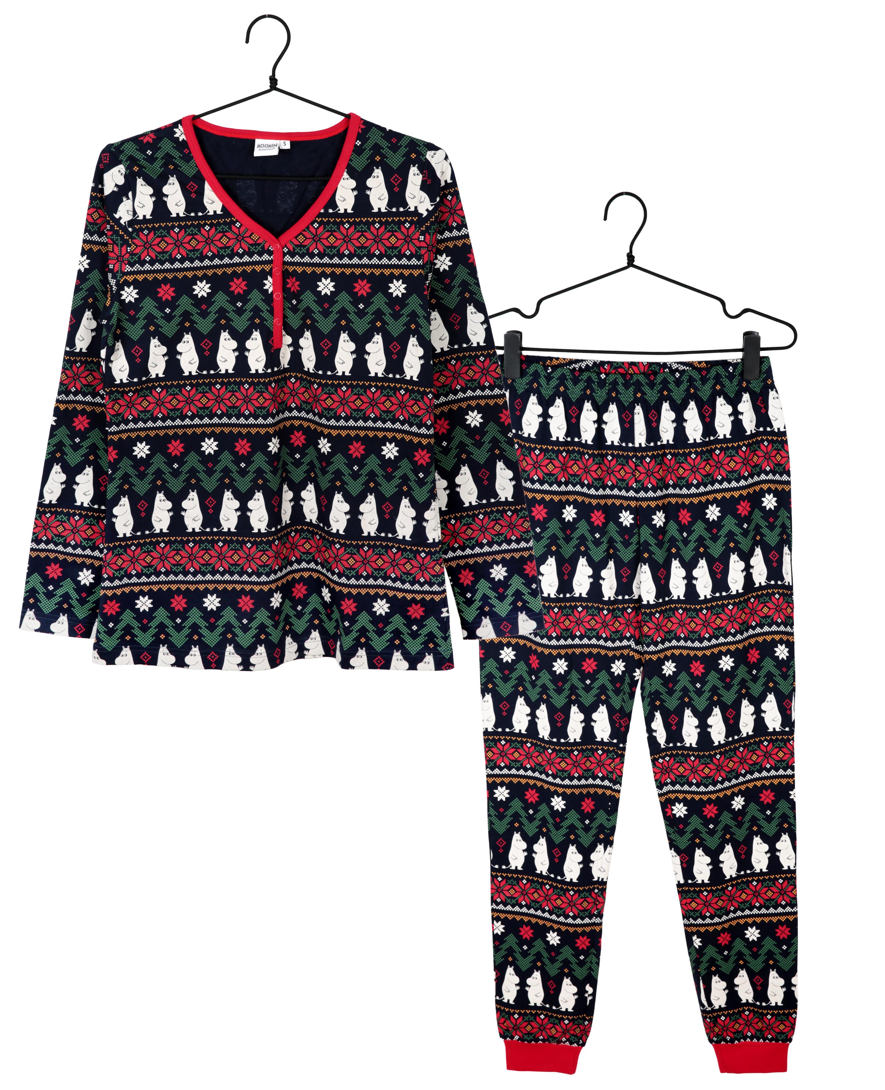 Martinex Noël Legging Pyjama Set