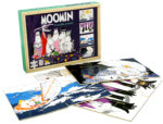 Barbo Toys Moomin 4 wooden puzzles
