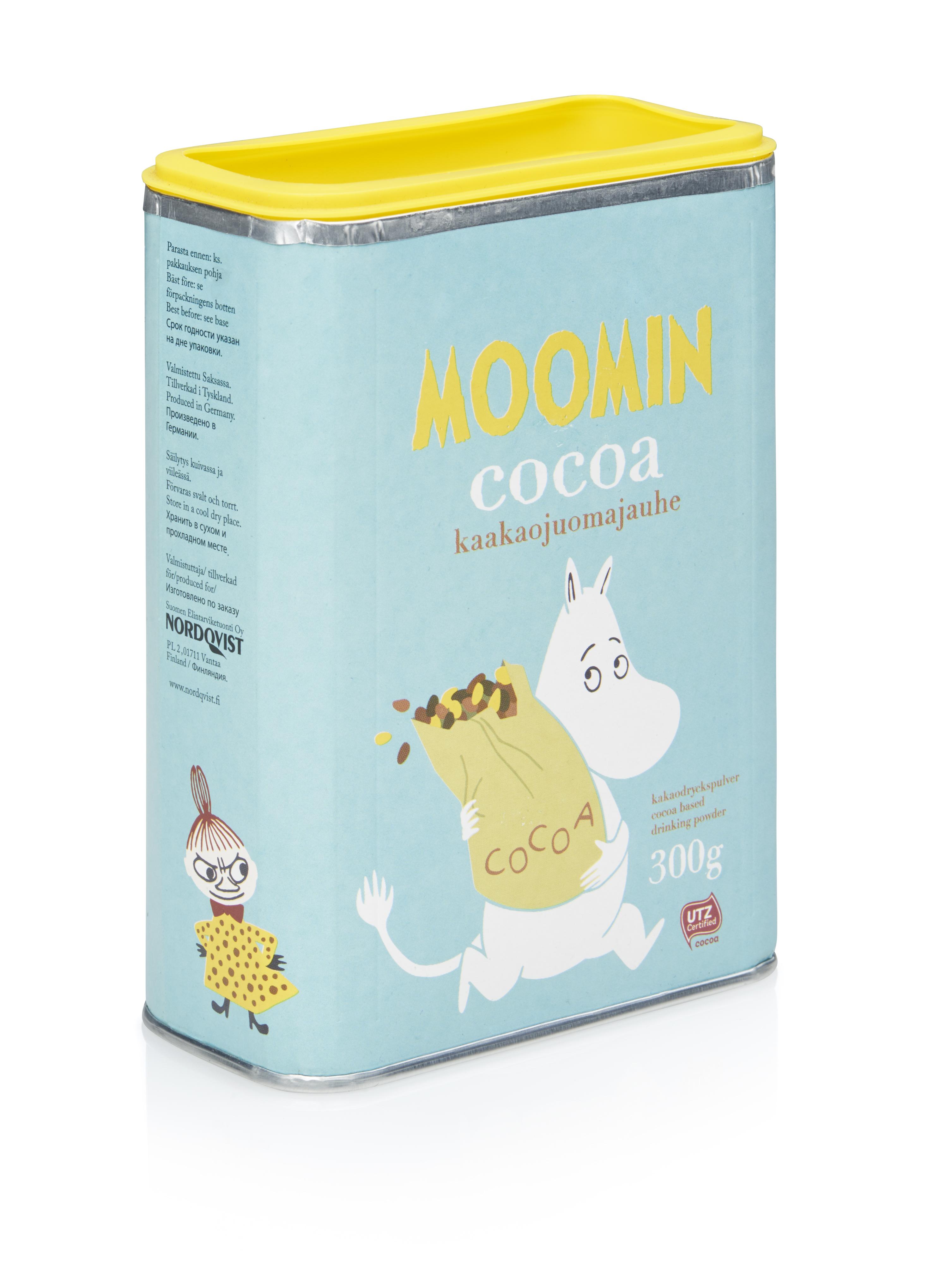 Nordqvist Moomin cocoa