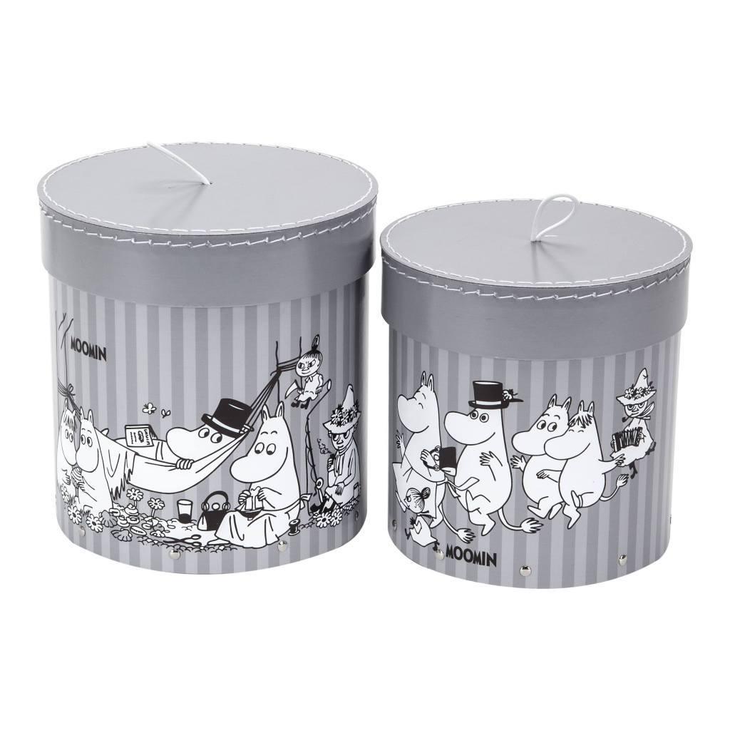 8022 Hanna Moomin grey