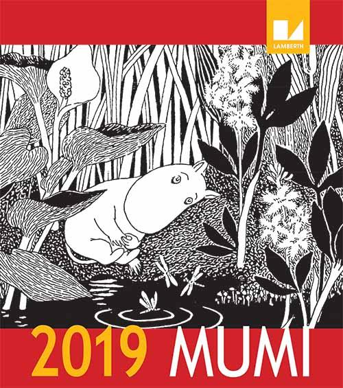 Lamberth - Moomin Calendar 2019