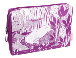CAILAP COSMETIC BAG WITH MOOMIN PURPLE