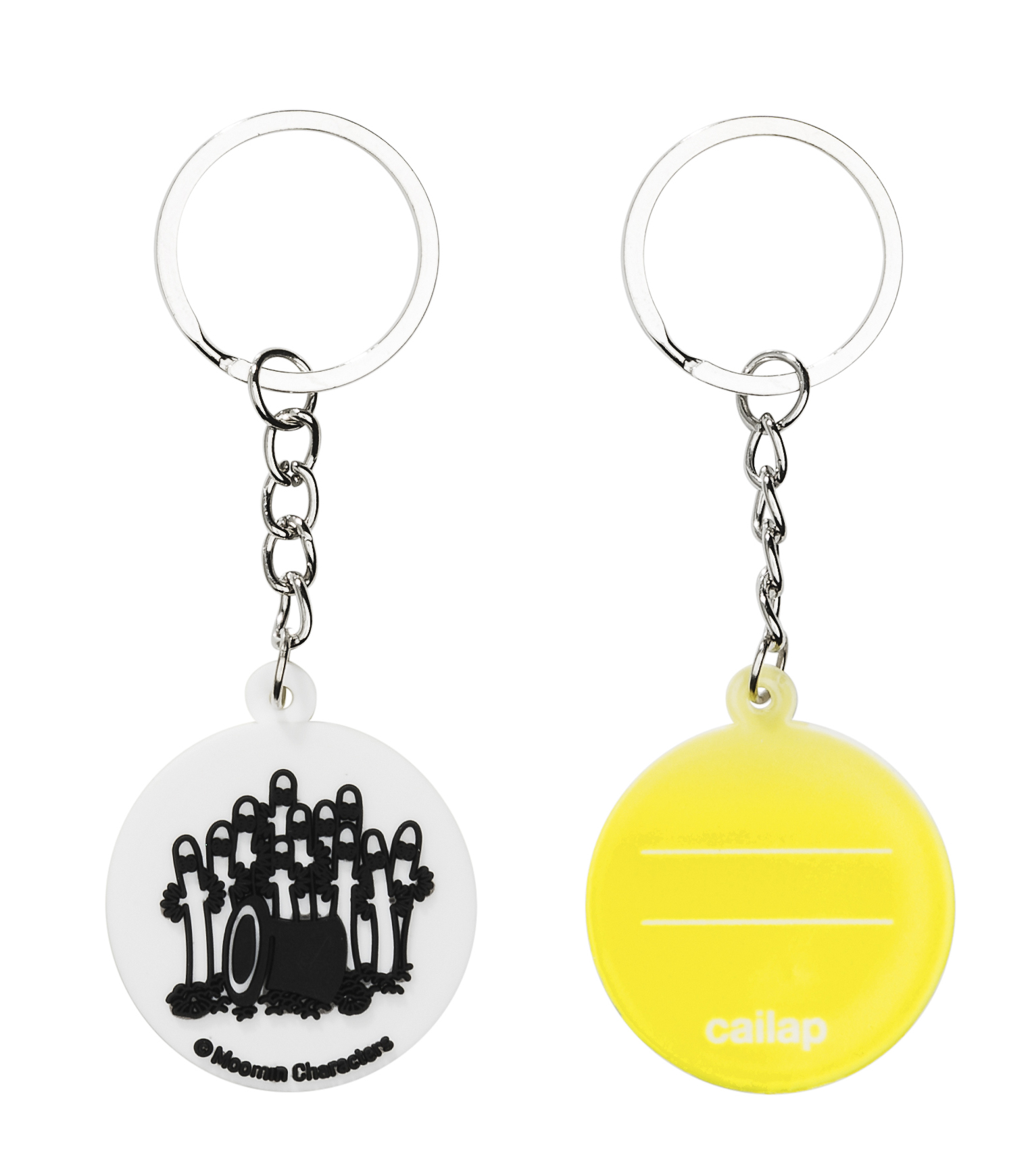 CAILAP KEY RING WITH HATTIFATTENERS