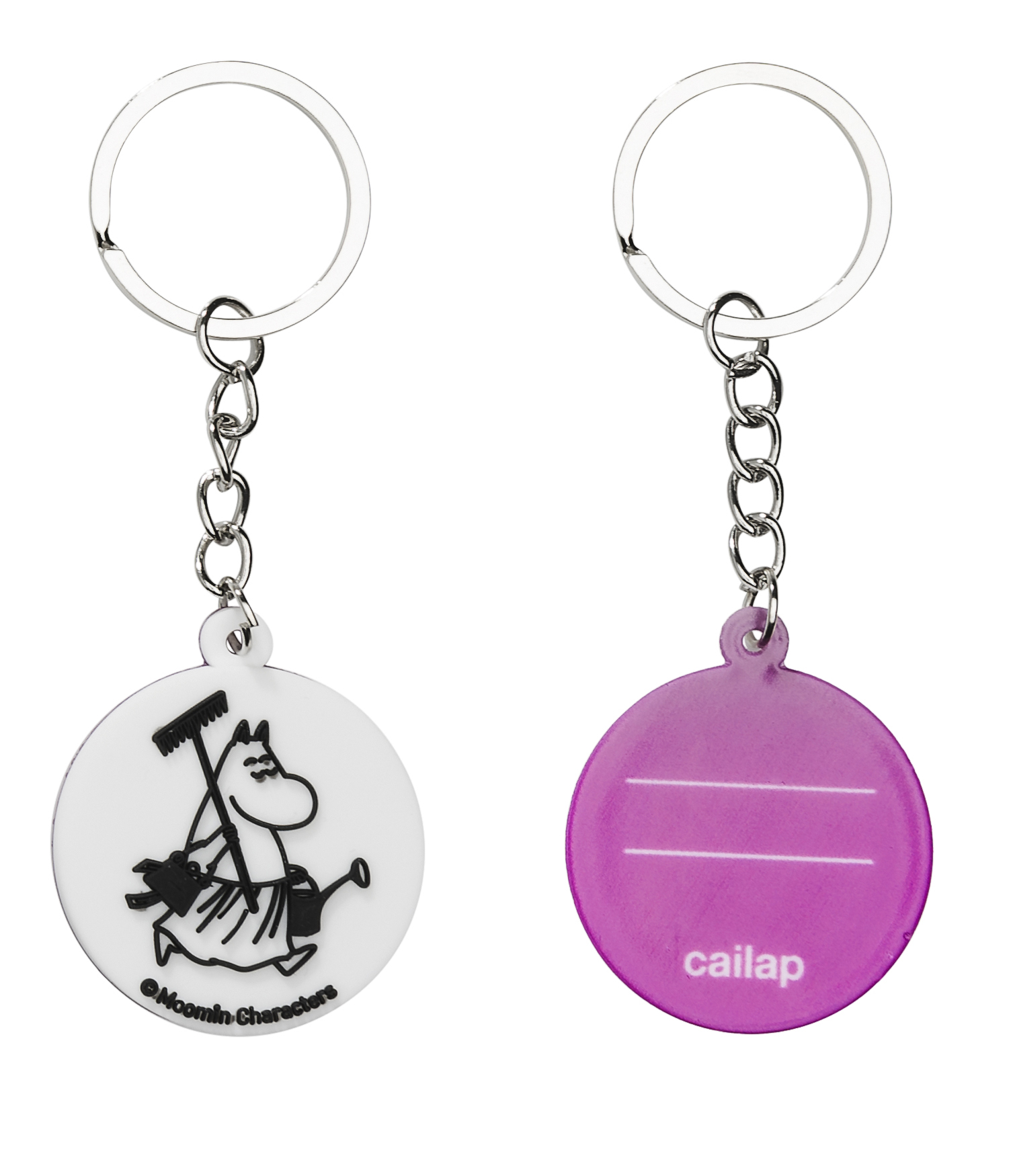 CAILAP KEY RING WITH MOOMINMAMMA
