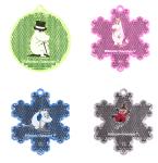 Coreplast Moomin reflectors