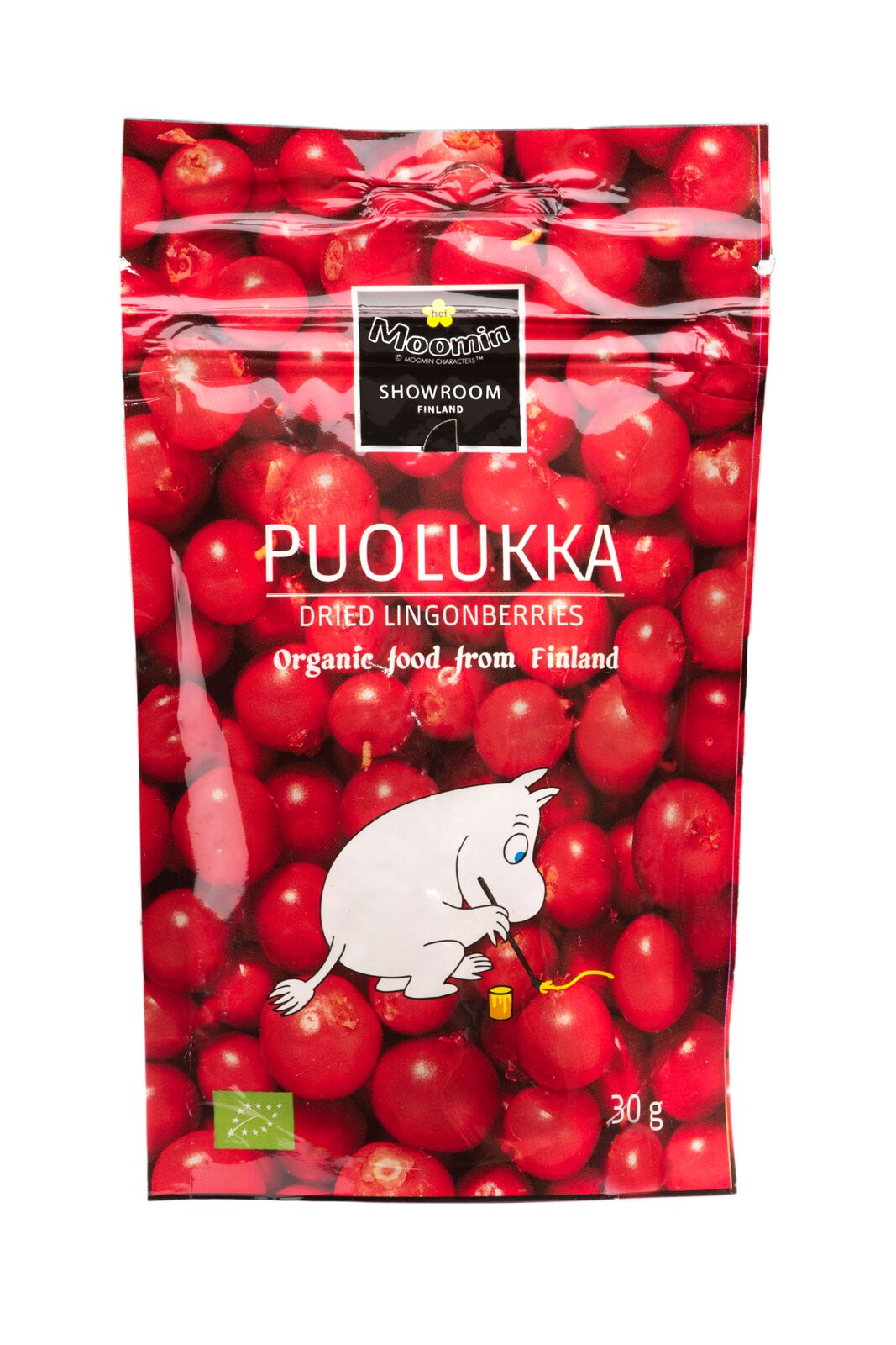 Showroom Finland Dried Lingonberries