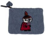 Klippan Sneaky Little My hand felted purse