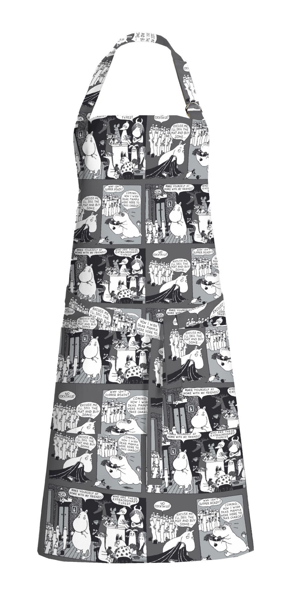 Finlayson Cocktail Moomin apron