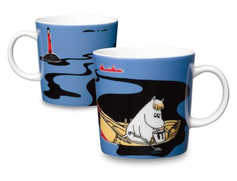 HSR blue mug