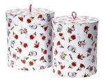 Bigso Anton - set of 2 round boxes (Little My)