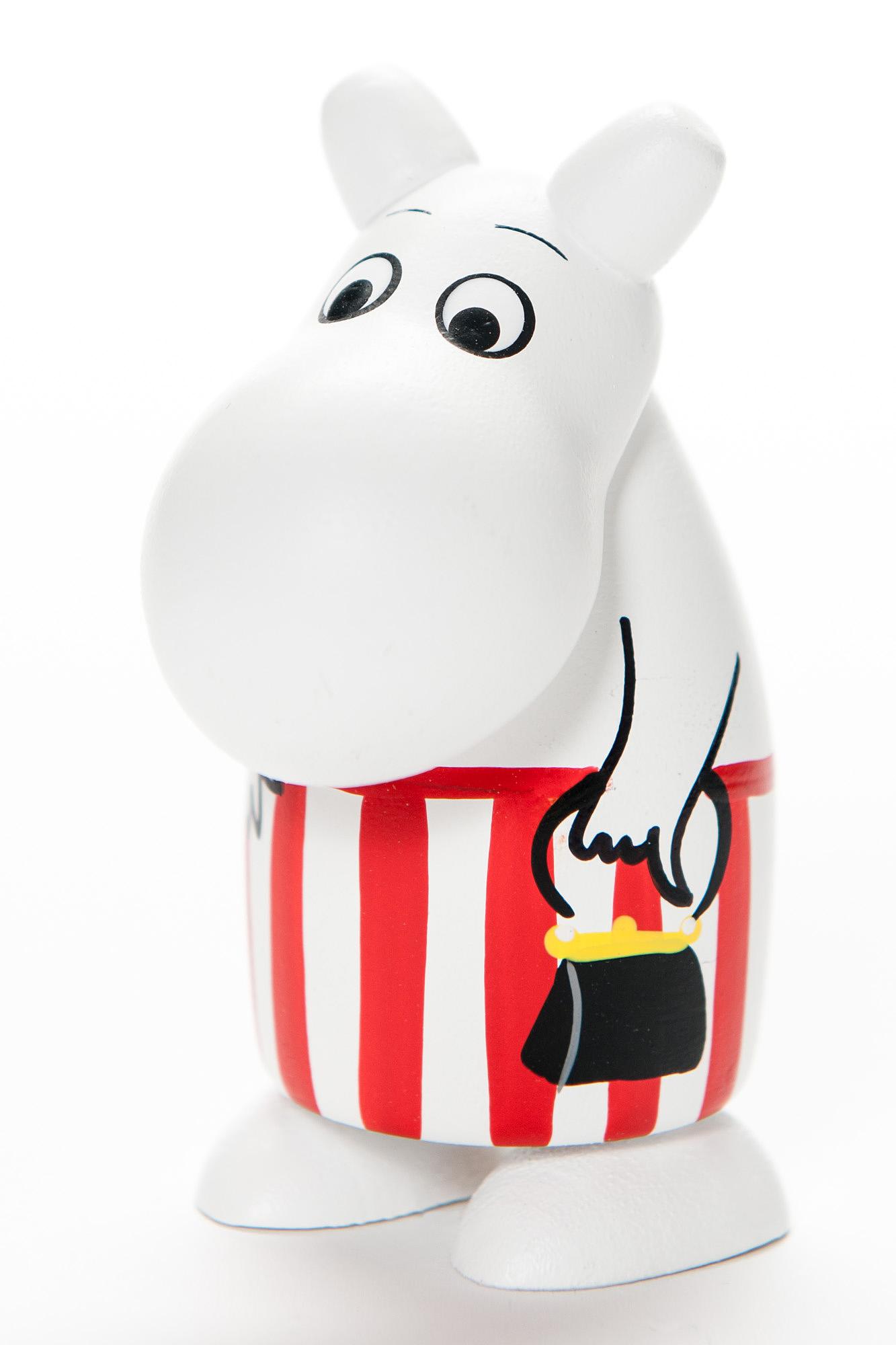 Isoisän Puulelut Mini doll Moomin Mamma
