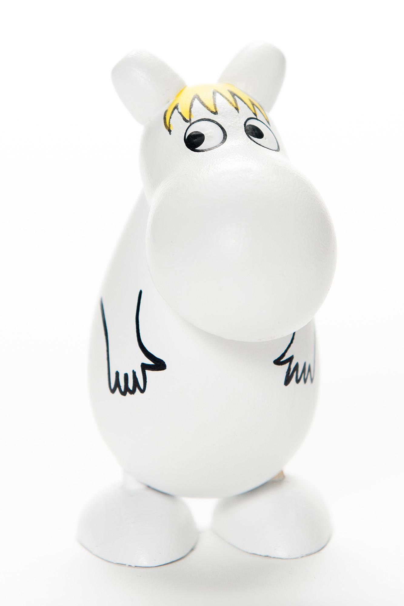 Isoisän Puulelut Mini doll Snorkmaiden