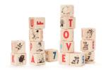 Isoisan Puulelut Moomin Cubics