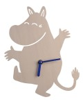 Pluto Clock Moomin