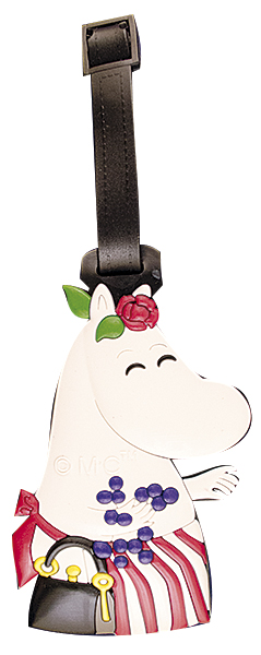 TMF Trade Moomin Mamma luggage tag