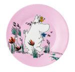 Petit Jour Dessert plate pink