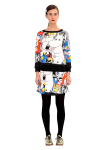 Ivana Helsinki Moomin Digiprint Sweater and Skirt