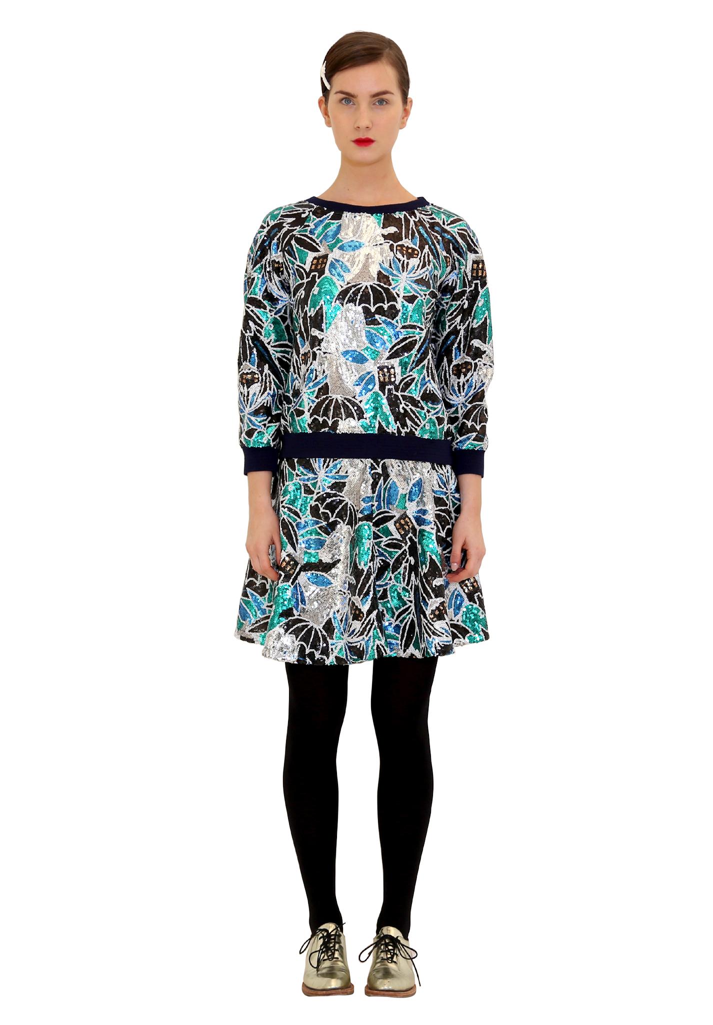 Ivana Helsinki Moomin Sequin Sweater