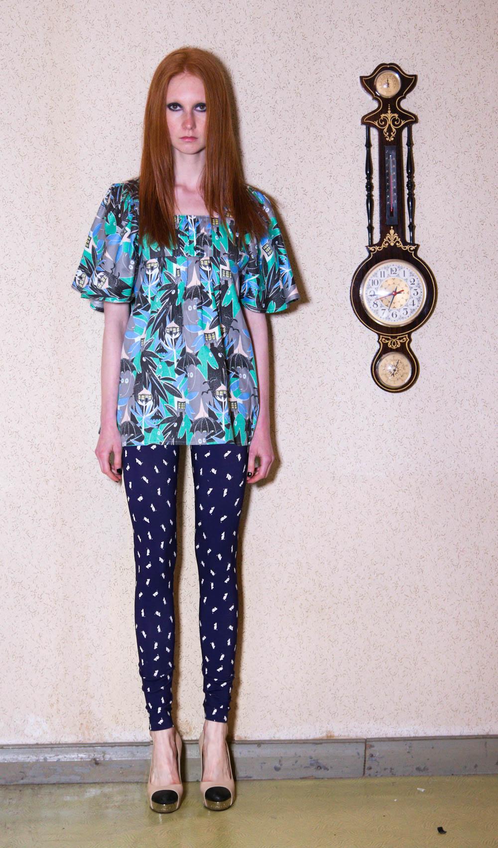 Ivana Helsinki Moomin Leggings