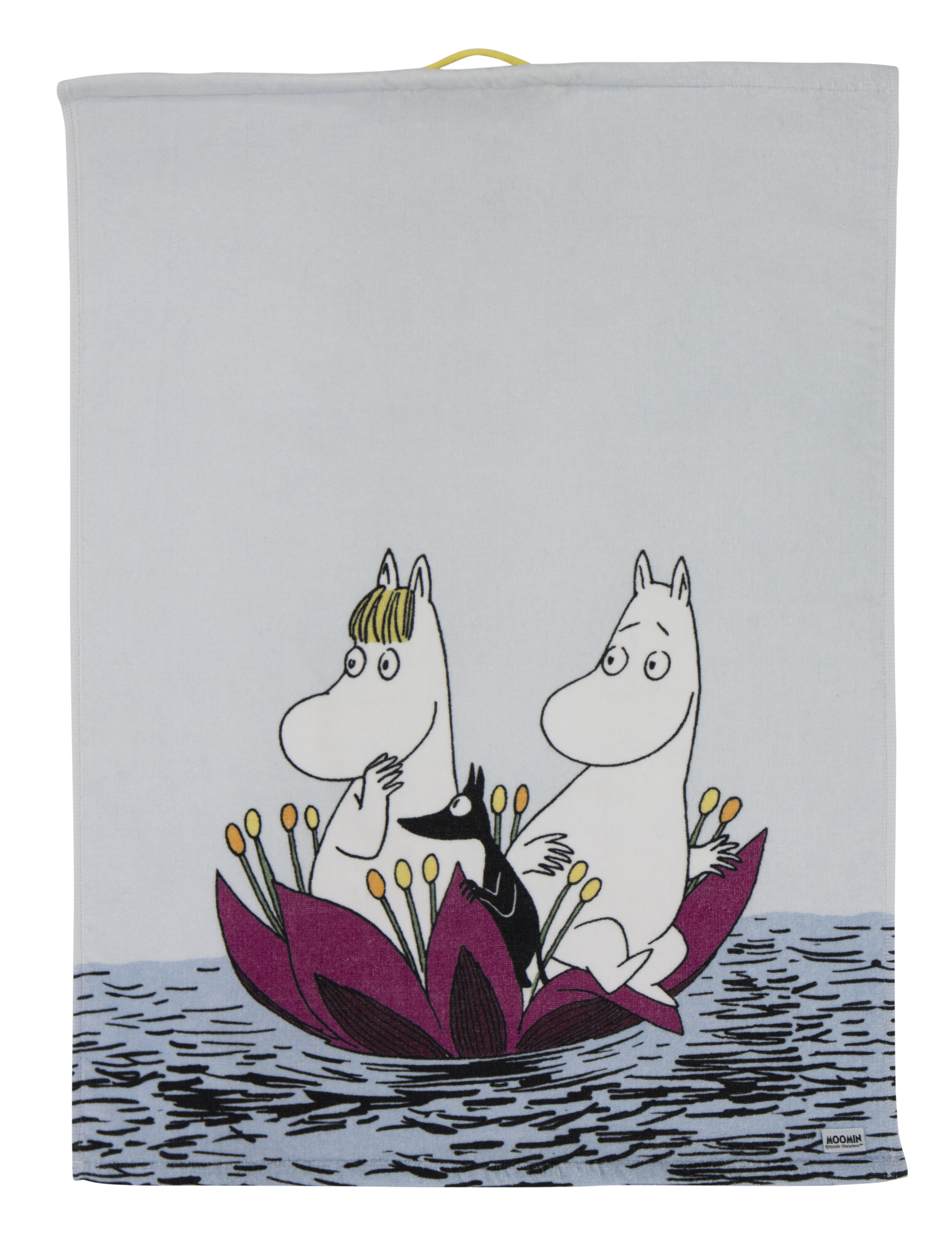 Turiform Moomin towel multi/blue (not available in Finland)