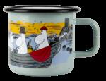 Muurla enamel mug 3,7dl for Tallink Silja