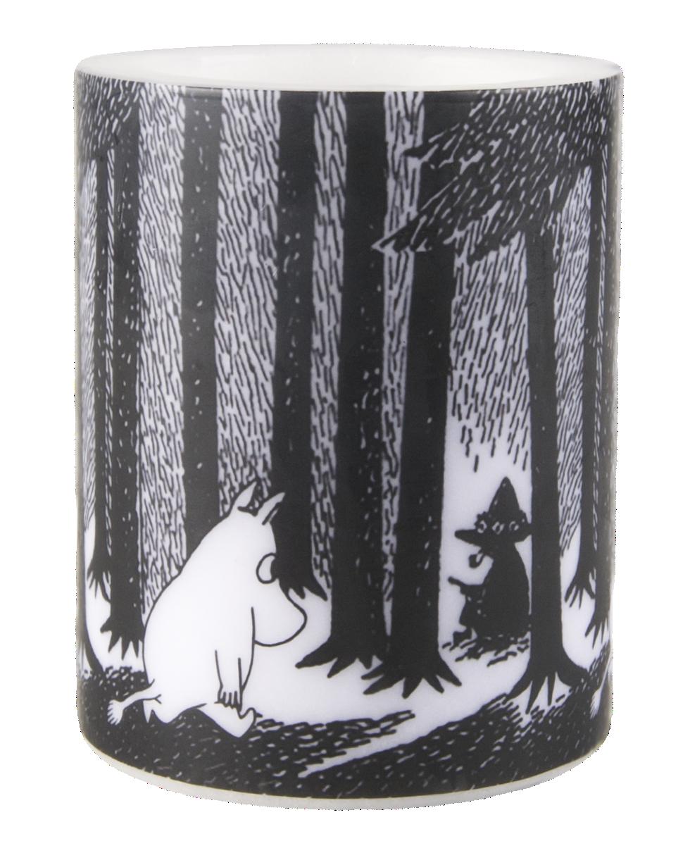 Muurla Moomin Campfire candle 12cm
